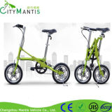 Bicicleta urbana plegable plegable de la bici portable