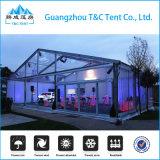 Grande tenda esterna personalizzata della tenda foranea di cerimonia nuziale del partito con la parete di vetro