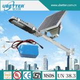 Pacchetto ricaricabile della batteria di litio di 12V 39A per energia solare