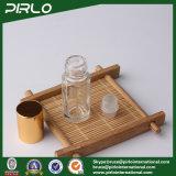 3ml cancelam o frasco de vidro luxuoso do desodorizante do perfume com o Portable pequeno da tampa de alumínio