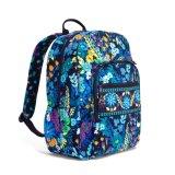 형식 Printcloth 학교 소녀 두 배 어깨에 매는 가방 교정 책가방