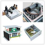 輝いた星の実験室の器械か検光子または完全なスペクトルの直読の分光計