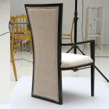 Chaises de salle à manger moderne à dossier long pour meubles de salle à manger