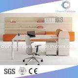 최신 판매 목제 똑바른 모양 테이블 매니저 책상 사무용 가구