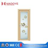Madoyeの低価格の曇らされたガラスの洗面所のドア