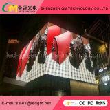 Оптовые цены на улице цветной Аренда/фиксированные P10 дисплей со светодиодной подсветкой экрана для рекламы