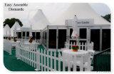 Шатер алюминиевой гостиницы шатёр напольной сь для венчания праздника пляжа