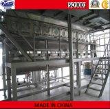 Xf Vanillion Fluidizing equipos de secado de cama