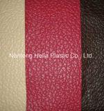 Het Leer van pvc Faux van de Materialen van de Bank van het meubilair