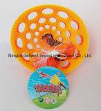 Manovella di sport del giocattolo del gioco della spiaggia e sfera di plastica della cattura