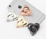 Metal do suporte do anel do telefone móvel, suporte do telefone da mão