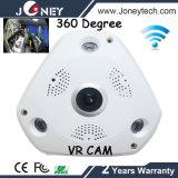 Сеть 3 Megapixel радиотелеграф объектива Fisheye 360 градусов панорамный камера IP 360 градусов
