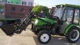 35HP 40HP 45HP 4WD kompakter fahrbarer Bauernhof-Traktor mit Cer