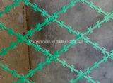 Загородка авиапорта/загородка службы безопасности аэропорта/колючая проволока бритвы