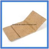 Factory Make New Material DuPont Paper Folding Bag, Eco-Friendly Promotion Sac à main Tyvek Paper Storage avec fermeture à glissière