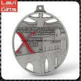 Nuevo diseño de alta calidad de aleación de zinc Medalla personalizada