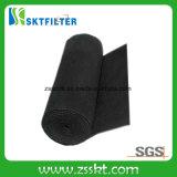 Media de filtro activados del carbón de la eficacia alta