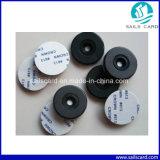 Étiquette imperméable à l'eau de patrouille d'IDENTIFICATION RF avec 30/35/40/55mm