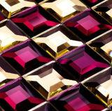 Mischfarben-Diamant-Glasmosaik-Fliese (HD31)