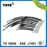 Gummischlauch hydraulische Bremsen-Schlauch-Baugruppe 1/8 Zoll-SAE J1401