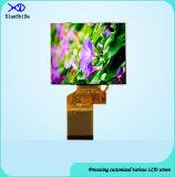 Écran LCD 3,5 pouces avec 430 cd/m2 de la luminosité