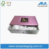 Contenitore di regalo cosmetico di carta di lusso di stampa superiore