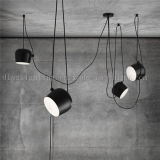 Populäre materielle hängende Aluminiumacrylsauerlampen für Gaststätte-Beleuchtung-Dekoration