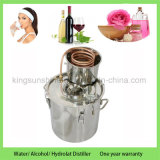 El alcohol ilegal de Kingsunshine todavía se dirige kits de la elaboración de la cerveza del líquido del destilador del petróleo esencial del alcohol del agua