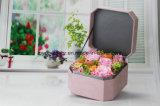 Flores preservadas de la seda de la flor fresca