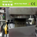 Сплетенные PP зерна полиэтиленовой пленки мешков pelletizing машина