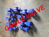 Tipo Wafer eléctrico V-Port a válvula de esfera (947GAV QF)