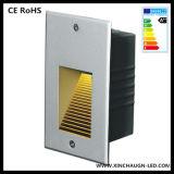 Indicatore luminoso esterno montato di superficie della parete di SMD3020 IP67 LED