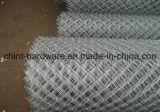 PVC Coated&電気チェーン・リンクの塀の中国の工場金網