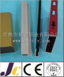 Perfil de alumínio com várias usinagem, perfil de alumínio com corte (JC-P-83049)