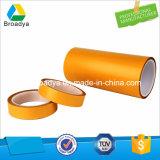 nastro adesivo del poliestere solvibile a doppio foglio 50micron (versione paper/BY6972G della pergamina sottile)