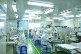 Die geprägte Abdeckung befestigt Membranschalter mit langem Endstück und 3m467 unterstützen Kleber