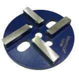 Алмазы инструмент конкретные диск четырех сегментов ножа шлифования