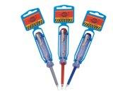 Testeur de tension de stylo de test électrique jaune de haute qualité
