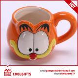Design personalizado de desenhos animados com caneca de cerâmica (CG216)