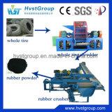 機械またはタイヤのリサイクルをリサイクルするタイヤの寸断機械かタイヤ