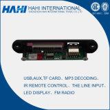 Nuovo giocatore di MP3 radiofonico del modulo della scheda del decodificatore del MP3 Moudle USB/TF Card/FM