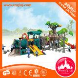 De OpenluchtSpeelplaats van de Apparatuur van het Theater van kinderen met Dia