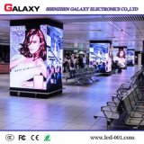 Il livello il video schermo di visualizzazione dell'interno di colore completo della parete di velocità di rinfrescamento P2/P2.5/P3/P4/P5 HD LED per la pubblicità, stabile adibito a uffici, sistema di controllo