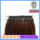 Thread double noeud hair extension