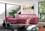 Vivendo Tecido quarto Coner sofá-cama com armazenamento (VV990)