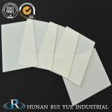 Allumina quadrata di elevata purezza 96% che isola substrato di ceramica
