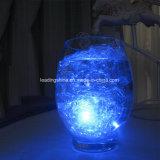 낭만주의 방수 잠수정 LED 차 빛 결혼식 발렌타인 훈장을%s 전자 초 빛