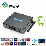 Hot Media Player Box Novo Chip Amlogic S912 2g 16g Kodi 17.0 Smart TV Box