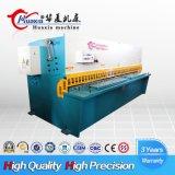 Cnc-hydraulischer Platten-Blech-Schwingen-Träger-scherende Ausschnitt-Maschine