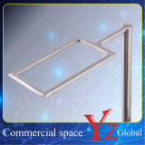 Tie Display Stand (YZ161520) Aço inoxidável Storage Rack Tie Display Rack Tie Hanger Rack Belt Rack Acessório Rack Echarpe Rack